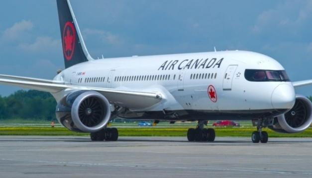 Air Canada пока не собирается возобновлять авиарейсы в Китай