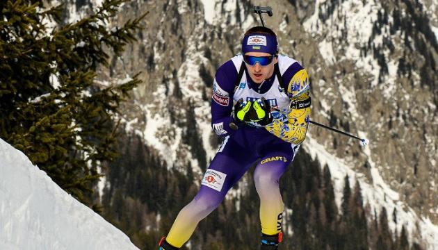 Троє українців вийшли до масстарту чемпіонату Європи з біатлону