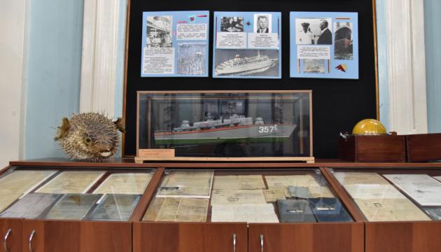 Музей морської історії під куполом: Шевченко, легенди і династії