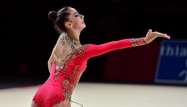 Украинка стала мультимедалисткой турнира по художественной гимнастике в Венгрии