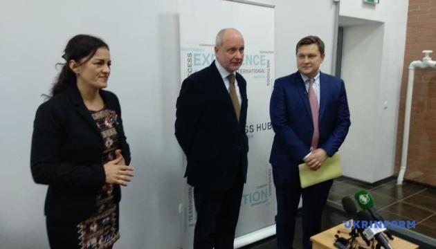 У Чернігові відкрили Центр підтримки підприємництва, інновацій та стартапів