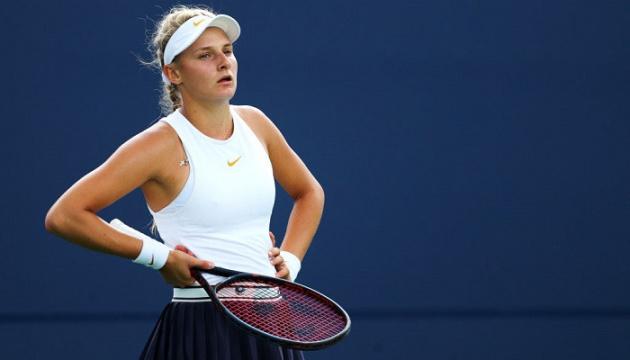 Ястремська програла Мугурусі у третьому колі турніру WTA в Катарі