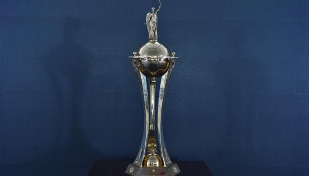 Визначилися місця проведення ігор 1/4 фіналу Кубка України з футболу