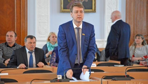 У депутата Миколаївської міськради кинули яйце за привітання з 23 лютого