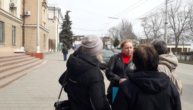 У Криму активістку судитимуть за пікет на підтримку власника ялтинського зоопарку