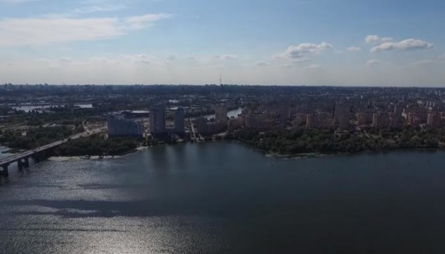 Два острови та озеро у Києві стануть ландшафтними заказниками