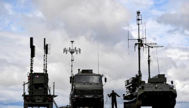 Украина в ОБСЕ: На Донбассе опять видели российские комплексы РЭБ для