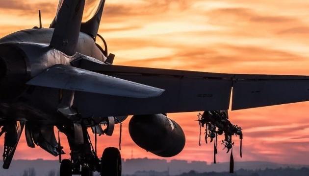В Іспанії впав військовий літак – третій за останні пів року
