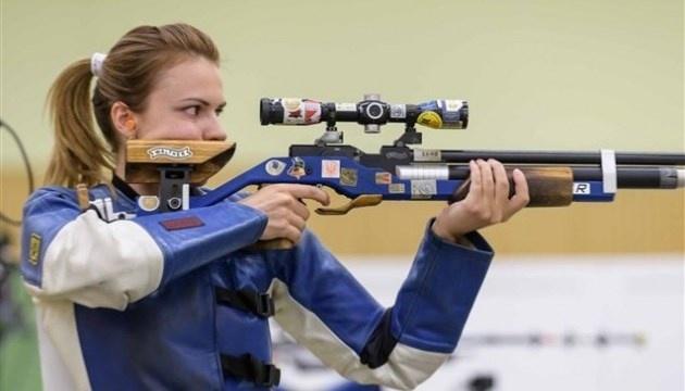 Стрільба з пневматичної зброї: українки здобули