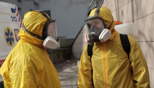 Подозрение на коронавирус: в Черновцах госпитализировали маму с двумя детьми
