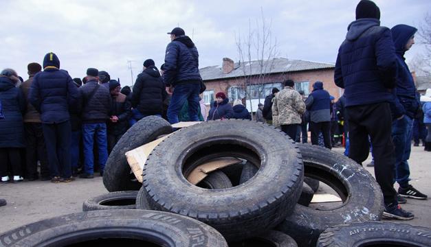 Десятьом учасникам сутичок у Нових Санжарах оголосили підозри