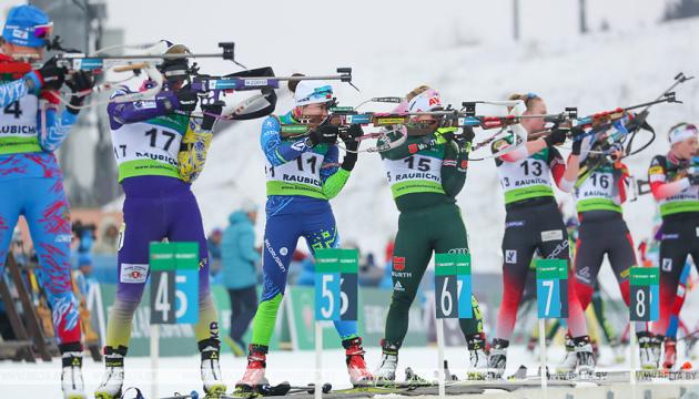 Біатлон: шведка виграла спринт чемпіонату Європи, Меркушина - шоста