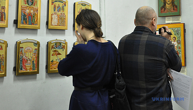 Сучасна українська ікона: неформальна розмова з Богом