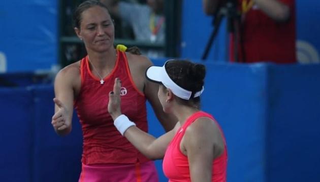 Бондаренко пробилася до 1/4 фіналу турніру WTA у Монтерреї в парному розряді