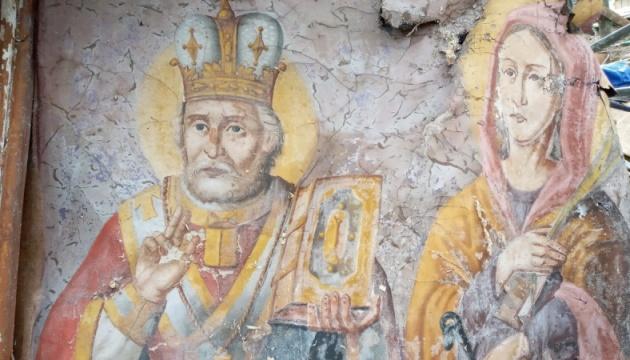 На Тернопільщині знайшли ікони, яким понад 100 років