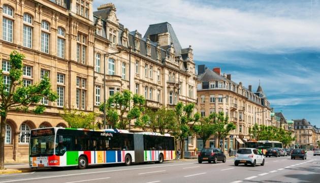 У Люксембурзі першими у світі запровадили безкоштовний громадський транспорт