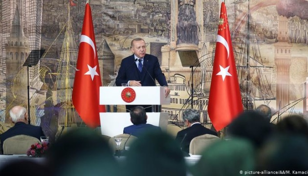 Ердоган заявив про готовність до поновлення відносин з ЄС