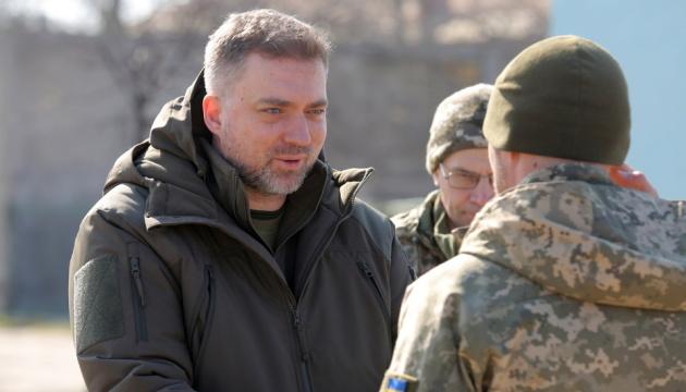 Очільник Міноборони нагородив відзнаками українських морських спецпризначенців