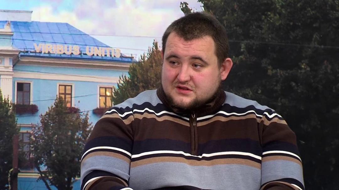 Михайло Шморгун