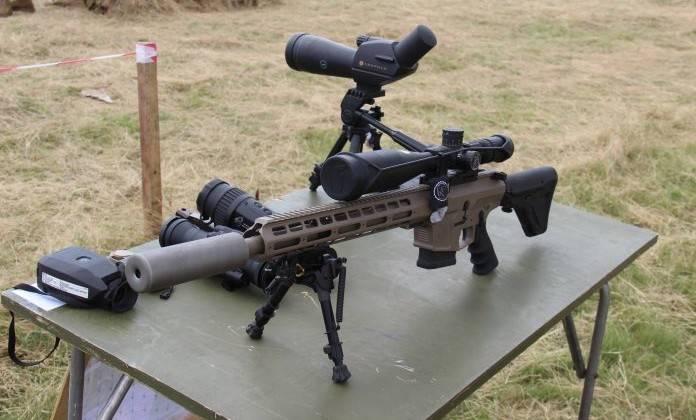 """Гвинтівка """"Зброяр"""" Z-10"""