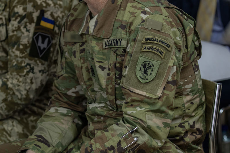 Учасники форуму ССО. Фото: пресслужба Командування Сил спецоперацій ЗСУ