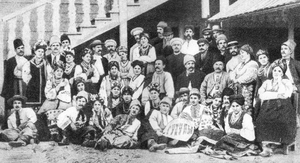 Єлисаветградський аматорський театральний гурток