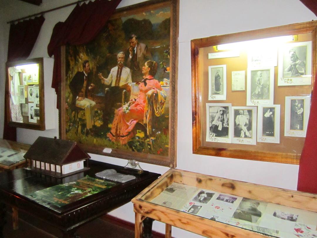 Державний музей-заповідник Карпенка-Карого у Кропивицькому 3АА