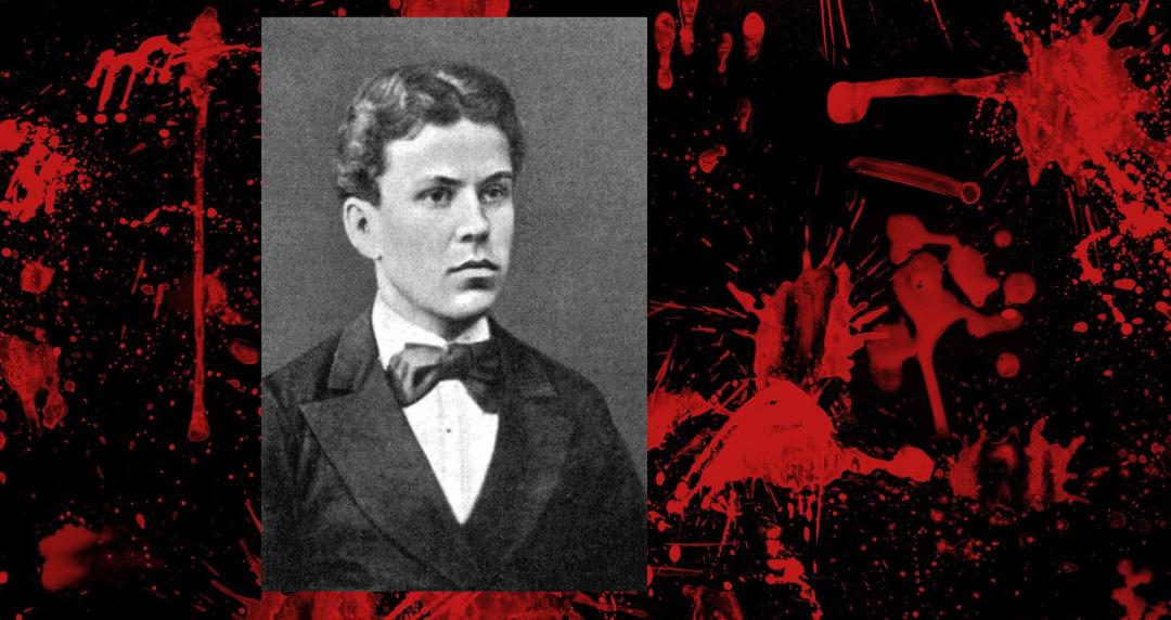 член підпільної революційно-терористичної організації «Народна воля» Ігнатій Гриневицький, один з віконавців теракту 1 березня 1881 р.