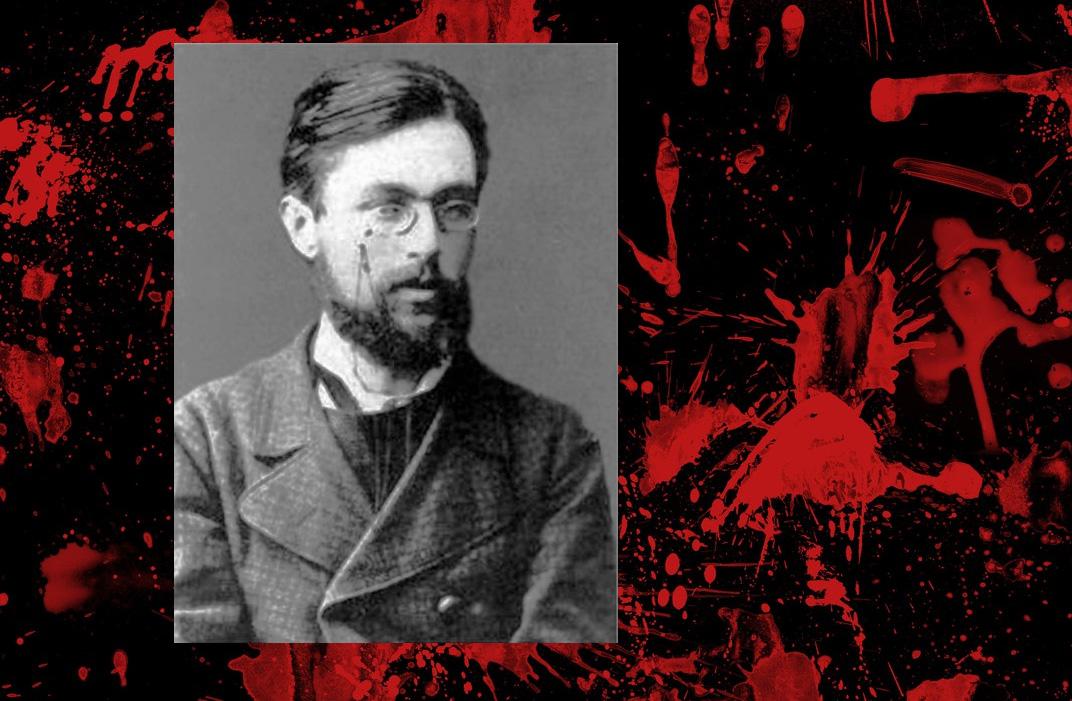 один із засновників Землі і Волі Валер'ян Осинський