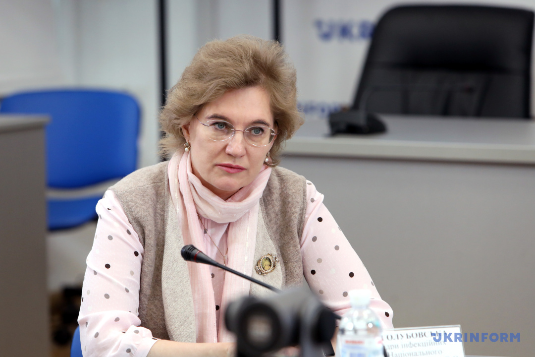 Olga Golubovska