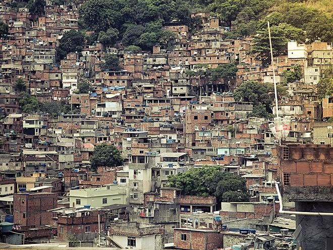 Ріо. Неказкові фавели