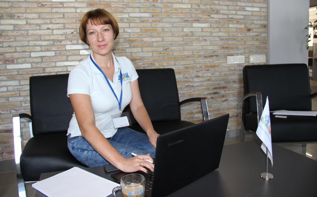 Ганна Лавренюк