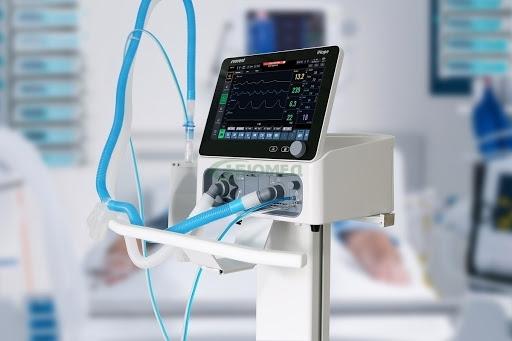 Апарат штучної вентиляції легень