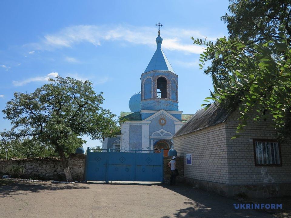Церква в Іллірії. Позаминуле століття