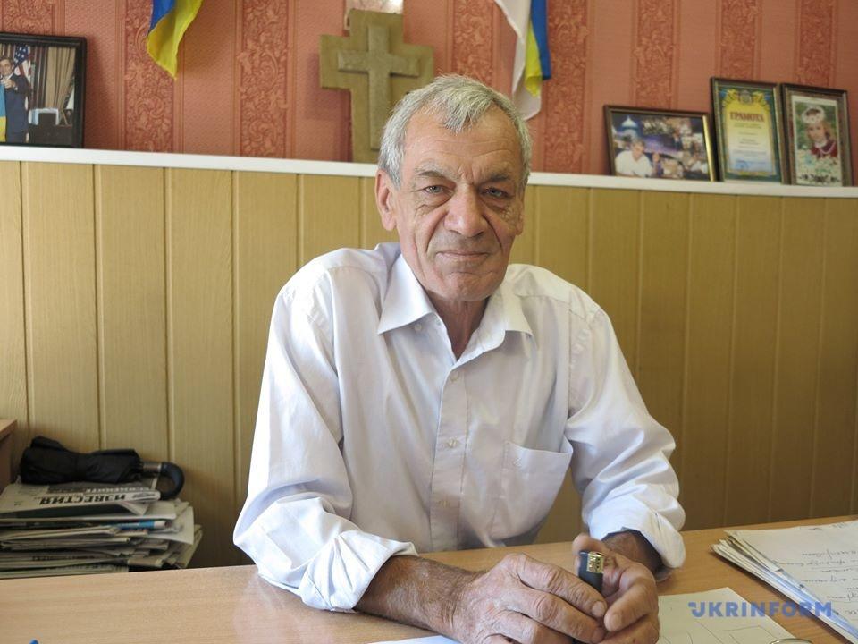 Микола Лимаренко