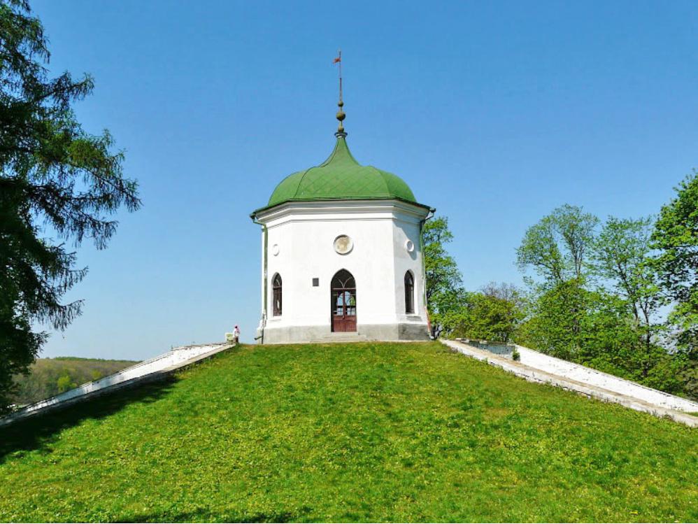 альтанка Михайла Глінки, Качанівка