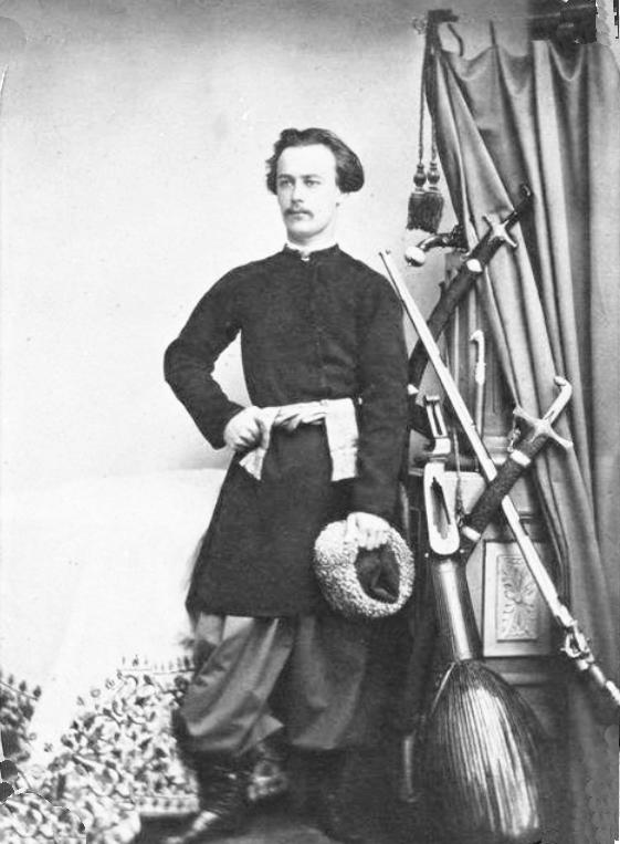 В.В.Тарновський-молодший, 1860 р.