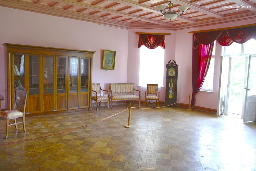 вітальня, Качанівка