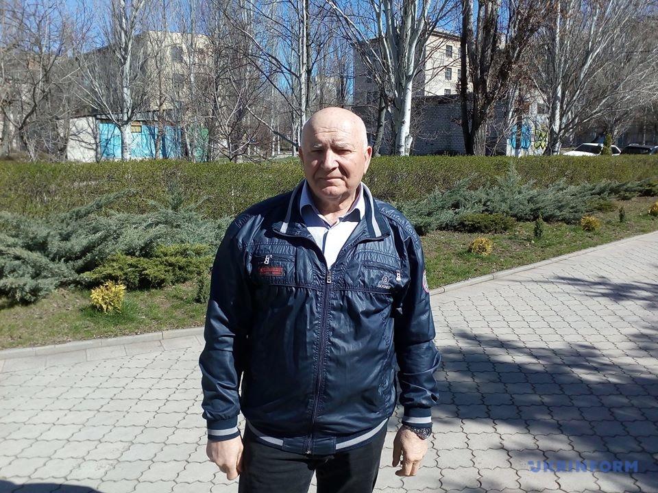 Михайло Іванович Федорчук