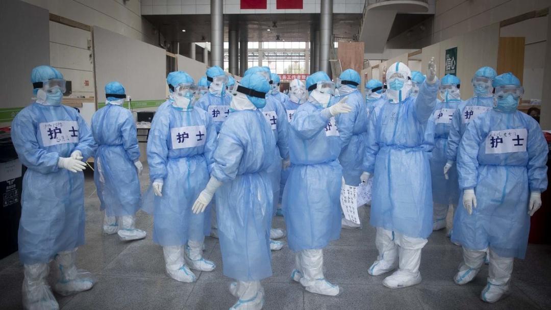 Китайські маски та інші медичні витратні матеріали знову підуть на світовий ринок