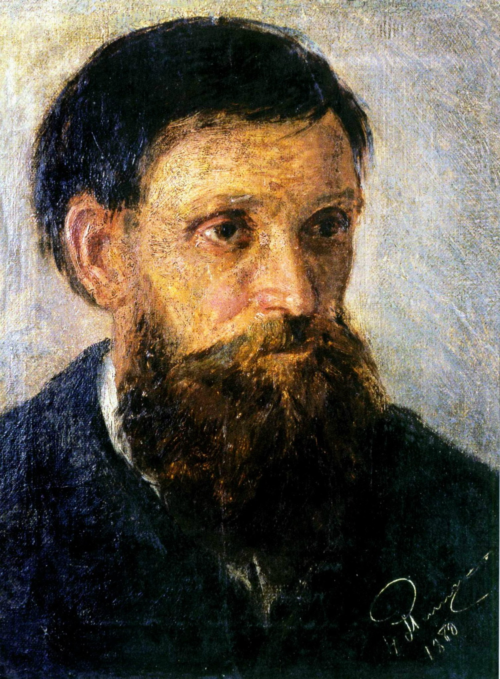 Портрет батька Корнила Пимоненка