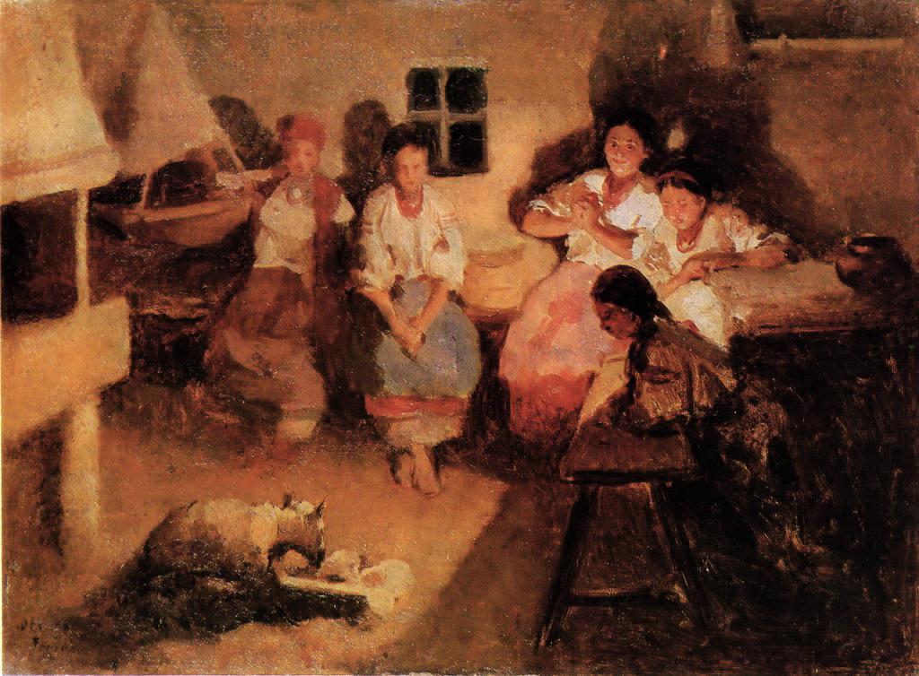 Ворожіння, 1893 р.