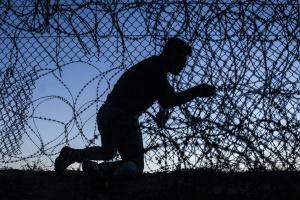 Тисячі мігрантів з Гаїті лишили табір на кордоні штату Техас