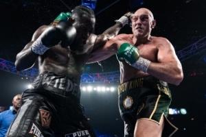 Boxen: Dritter Kampf Fury – Wilder findet am 3. Oktober in Las Vegas statt