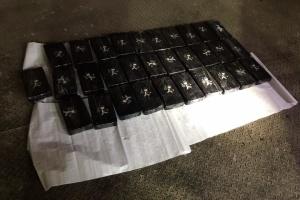 Descubren un cargamento récord de cocaína chilena en el puerto Yuzhny