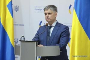 Prystajko: Regierung plant keine Pausen für europäische und euro-atlantische Integration