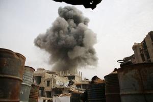 Авиация Асада сбросила бомбу с хлором на город Серакиб в 2018 году - ОЗХО