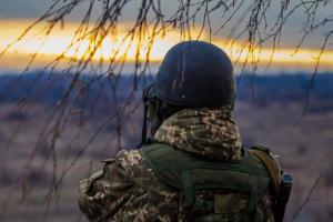 Zwei Soldaten in der Ostukraine bei Explosion verwundet