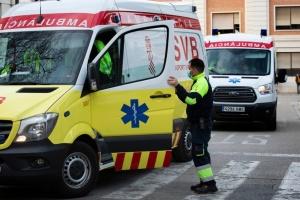 В Іспанії другий день поспіль понад 800 загиблих
