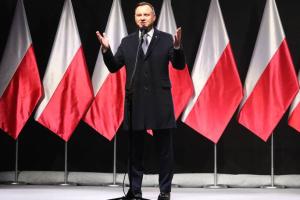 Дуда перемагає на президентських виборах у Польщі